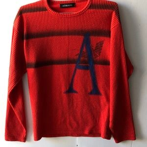 A/X Red Sweater